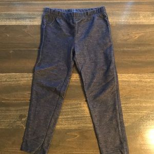 Carter's Toddler Girl Denim Leggings